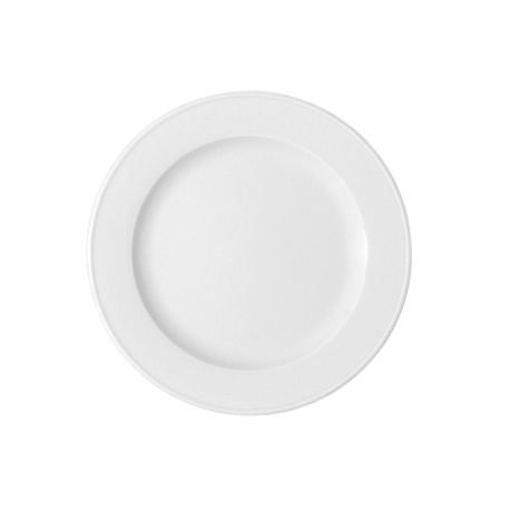 Assiette plate aile 19