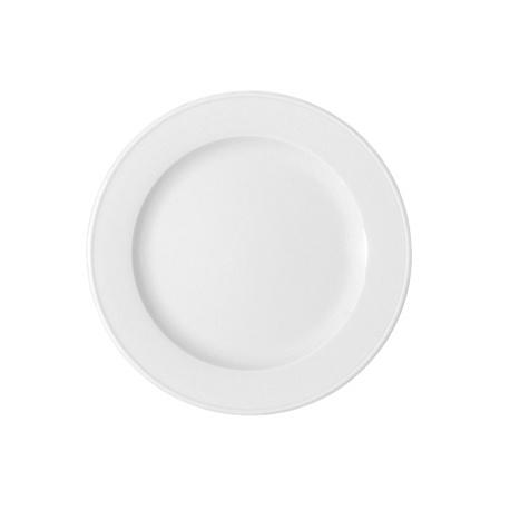 Assiette plate aile 25