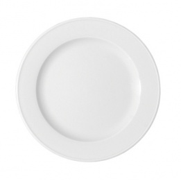 Lot de 6 assiettes plates aile 30