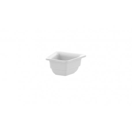 Plat en porcelaine XS65 Gamme Séquence