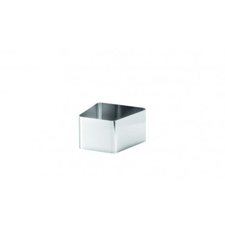 Cadre en acier inoxydable 18/10 - taille XS 70