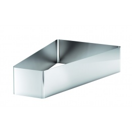 Cadre en acier inoxydable 18/10 - taille L 100