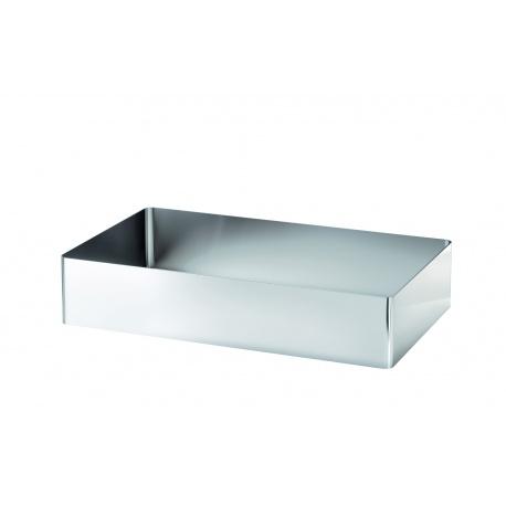 Cadre en acier inoxydable 18/10 - taille GN 1/1 - 100