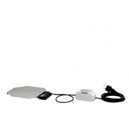 Plaque électrique chauffante pour Chafing dish diam. 30