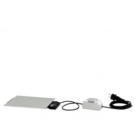 Plaque électrique chauffante pour Chafing dish diam. 40 et GN 1/1