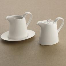 Théières, pots à café, crémiers, coquetiers