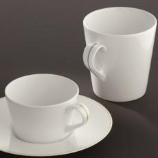 Bols, tasses et sous-tasses
