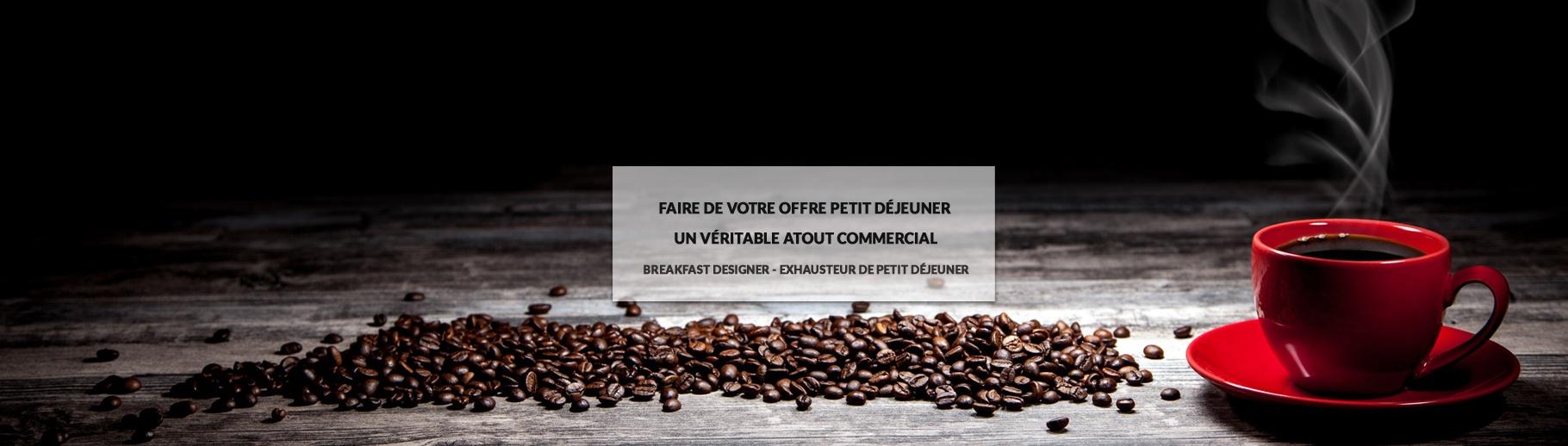 Breakfast Designer - Exhausteur de petit déjeuner
