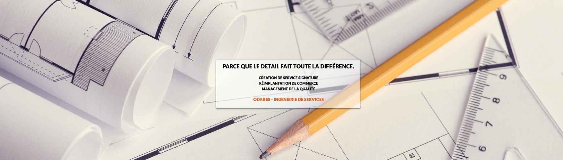 Odares - Ingénierie de services